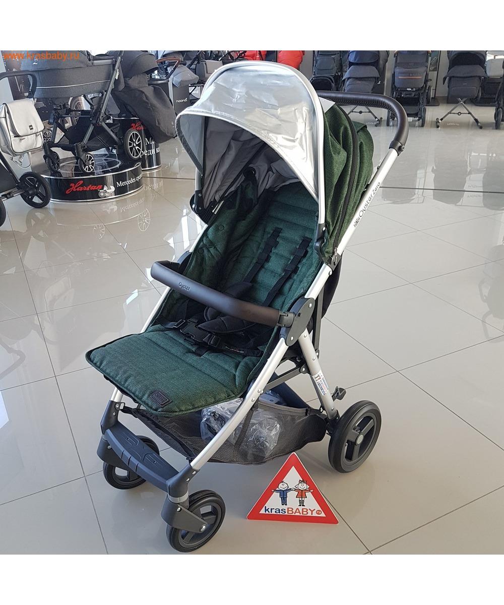 Коляска прогулочная Baby Style OYSTER ZERO (7,9кг) (фото, вид 15)