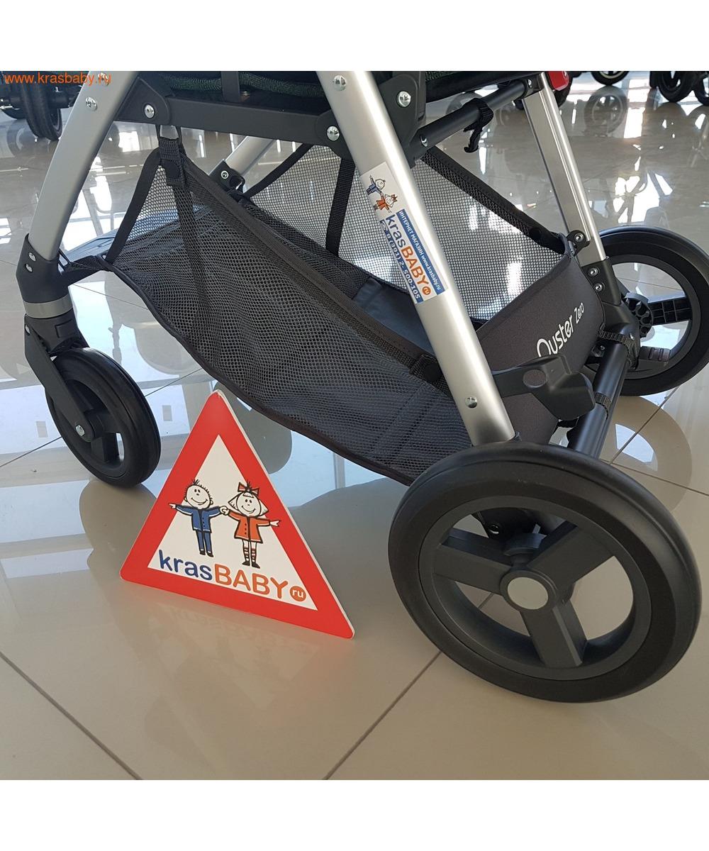 Коляска прогулочная Baby Style OYSTER ZERO (7,9кг) (фото, вид 18)