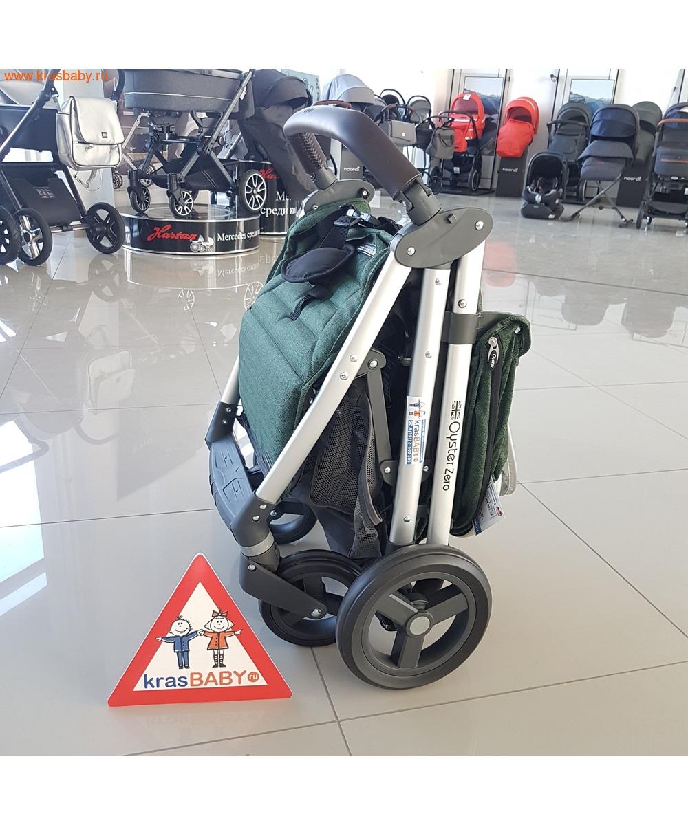 Коляска прогулочная Baby Style OYSTER ZERO (7,9кг) (фото, вид 19)