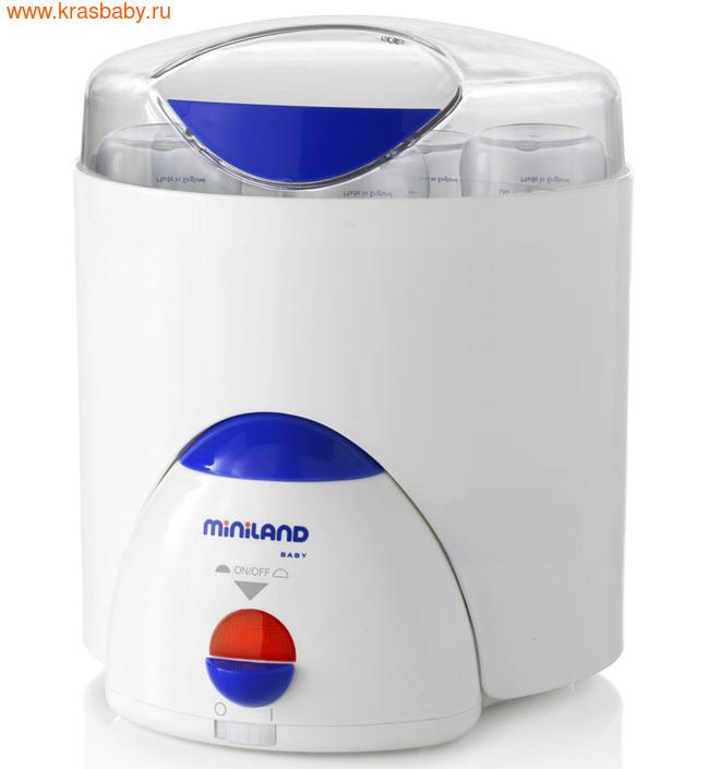 Нагреватель-стерилизатор MINILAND SUPER 3 DECO (фото, вид 1)