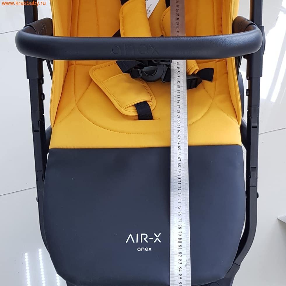 Коляска прогулочная ANEX AIR-X (вес 8,7кг) (фото, вид 7)