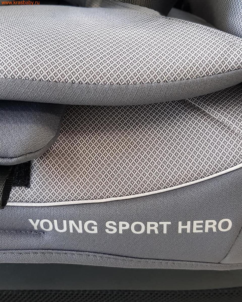 Автокресло RECARO Young Sport Hero (9-36 кг) (фото, вид 7)