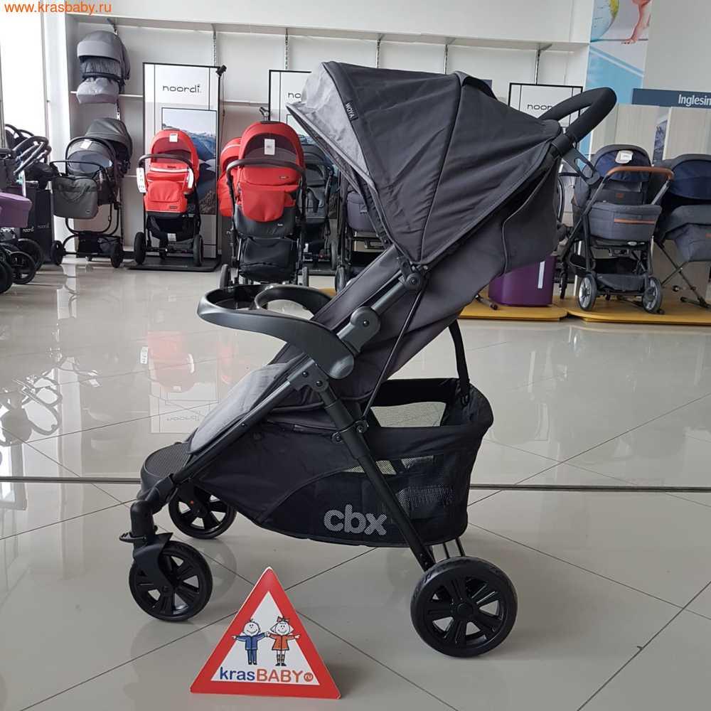 Коляска модульная CYBEX CBX Woya (коляска+автокресло 0+) (7,9кг) (фото, вид 9)