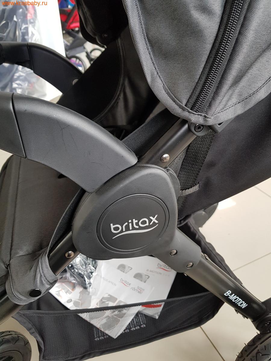 Коляска прогулочная BRITAX B-Motion 4 (фото, вид 6)
