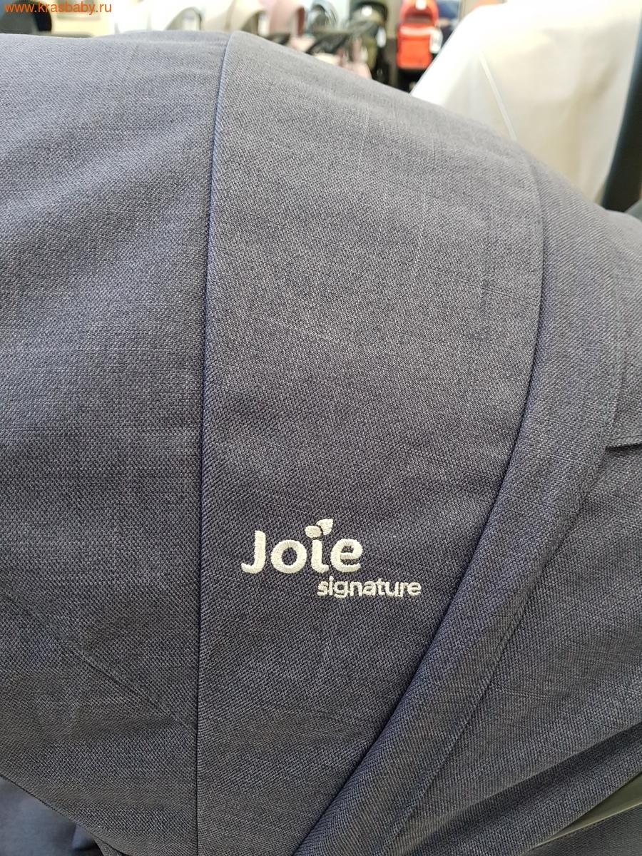 Коляска прогулочная JOIE Litetrax 4 flex signature (фото, вид 4)