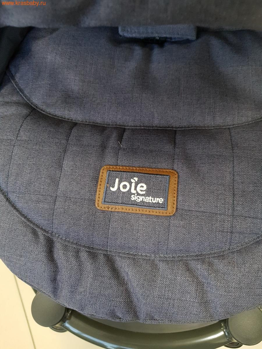Коляска прогулочная JOIE Litetrax 4 flex signature (фото, вид 6)