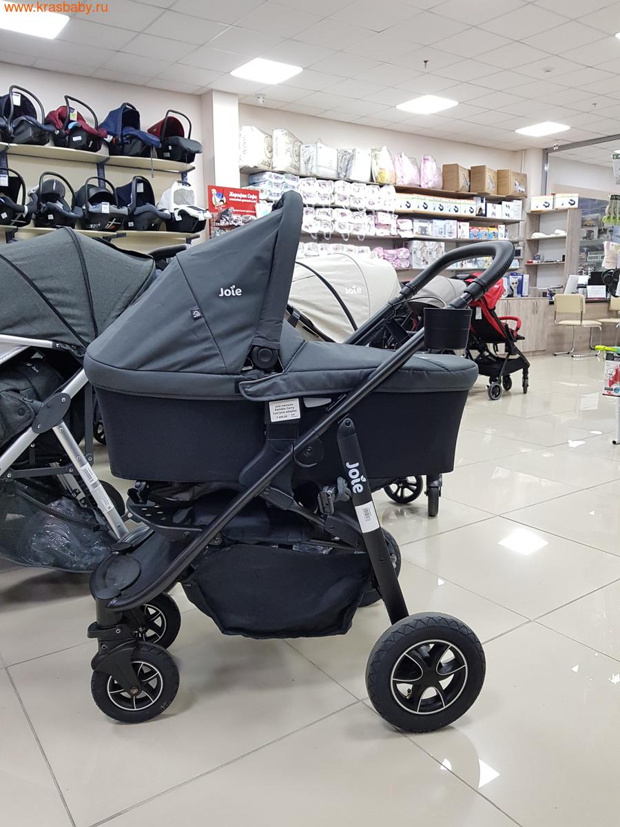 Коляска прогулочная JOIE Mytrax (11кг) (фото, Коляска MYTRAX с блоком для новорожденного)