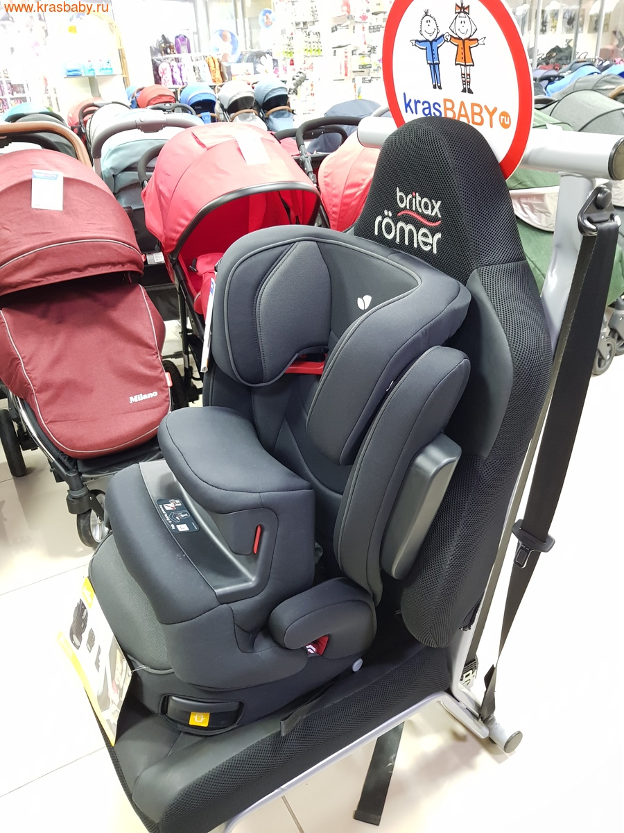 Автокресло JOIE Trillo™ Shield (9-36кг) -с ISOFIX (фото, вид 2)