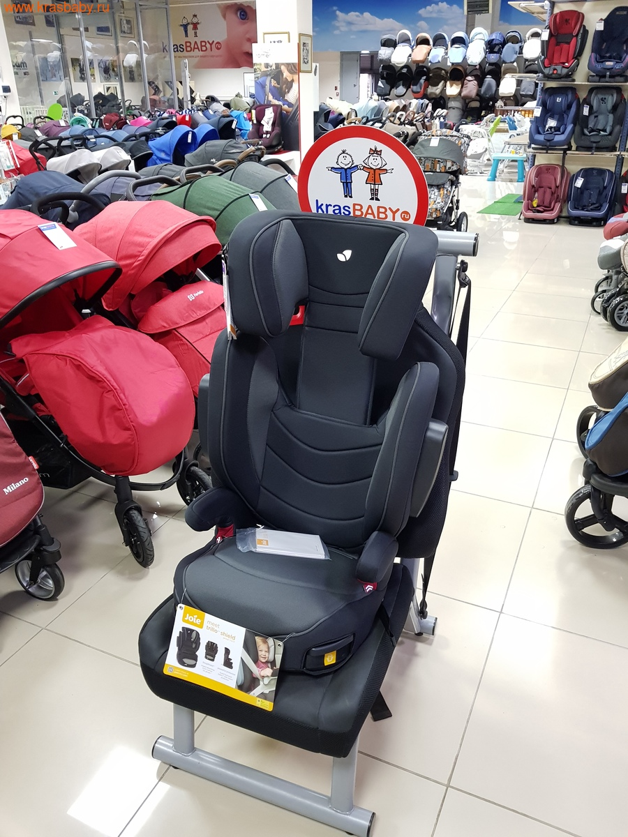 Автокресло JOIE Trillo™ Shield (9-36кг) -с ISOFIX (фото, вид 3)
