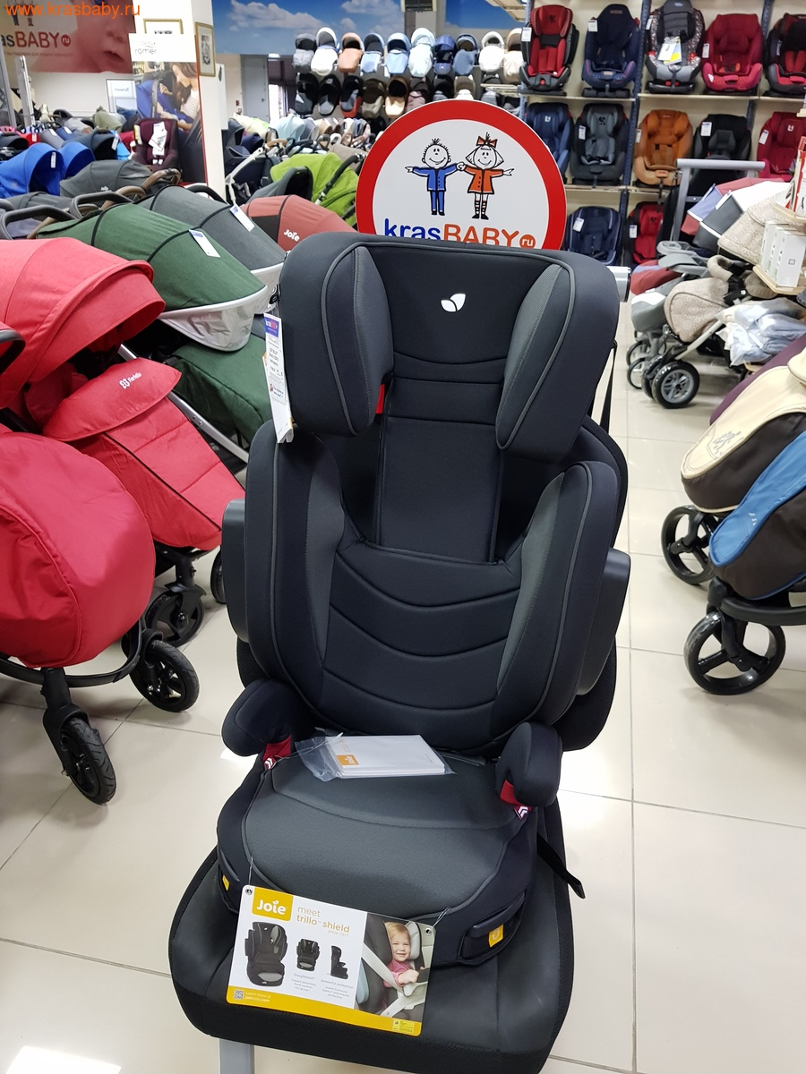 Автокресло JOIE Trillo™ Shield (9-36кг) -с ISOFIX (фото, вид 9)