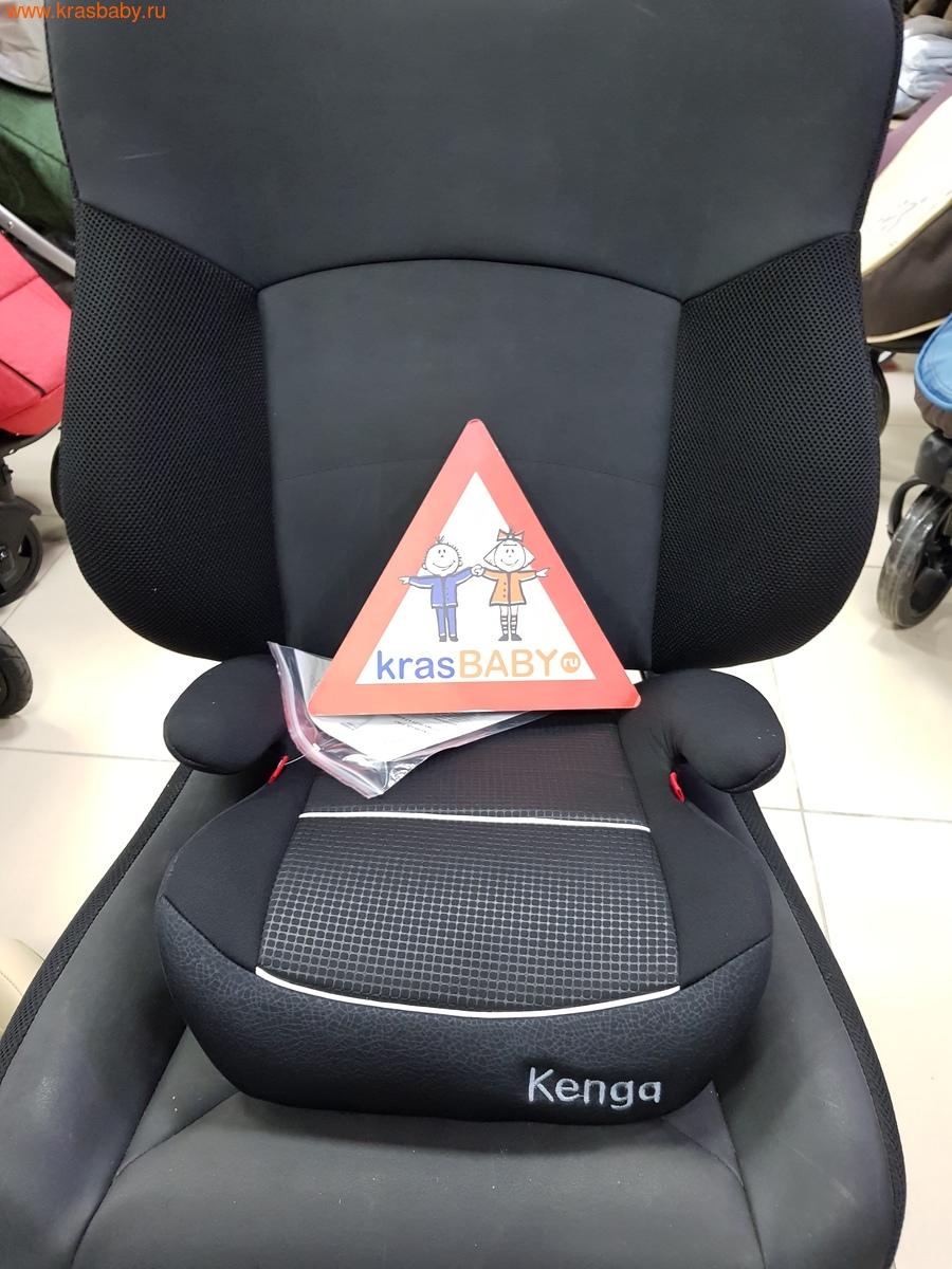 Автокресло-бустер KENGA LB781-SA (фото, вид 1)