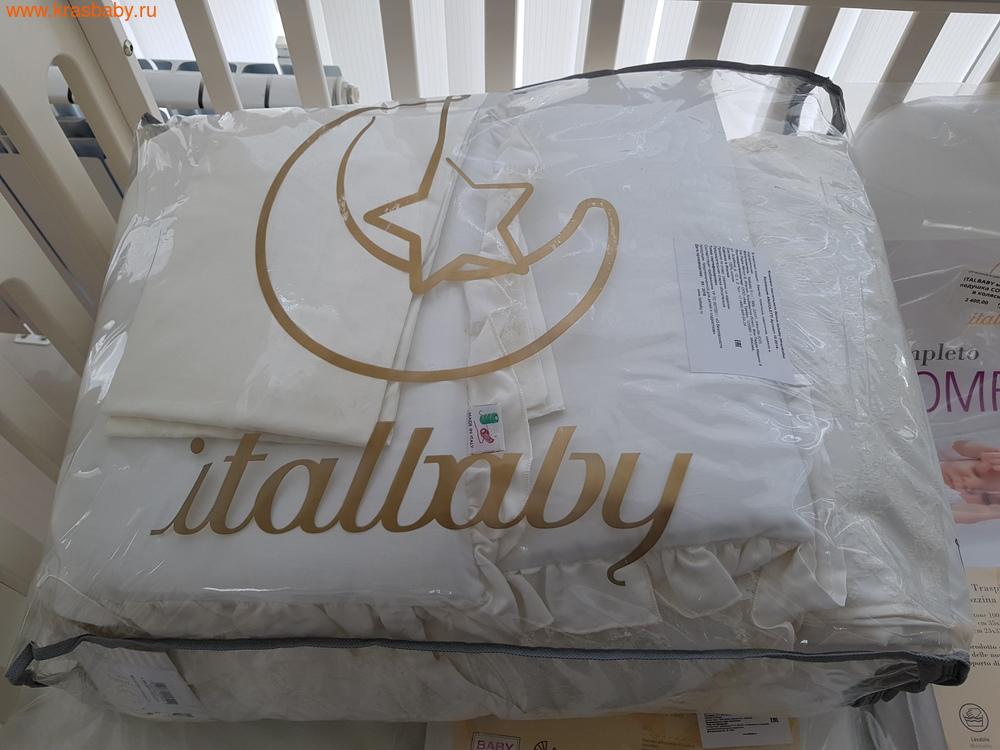 Комплект постельного белья ITALBABY Angioletti 5 предметов (фото, вид 1)