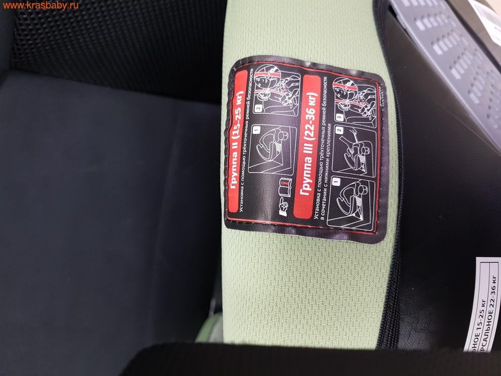 Автокресло-бустер HAPPY BABY RULEX (15-36 кг) (фото, вид 2)
