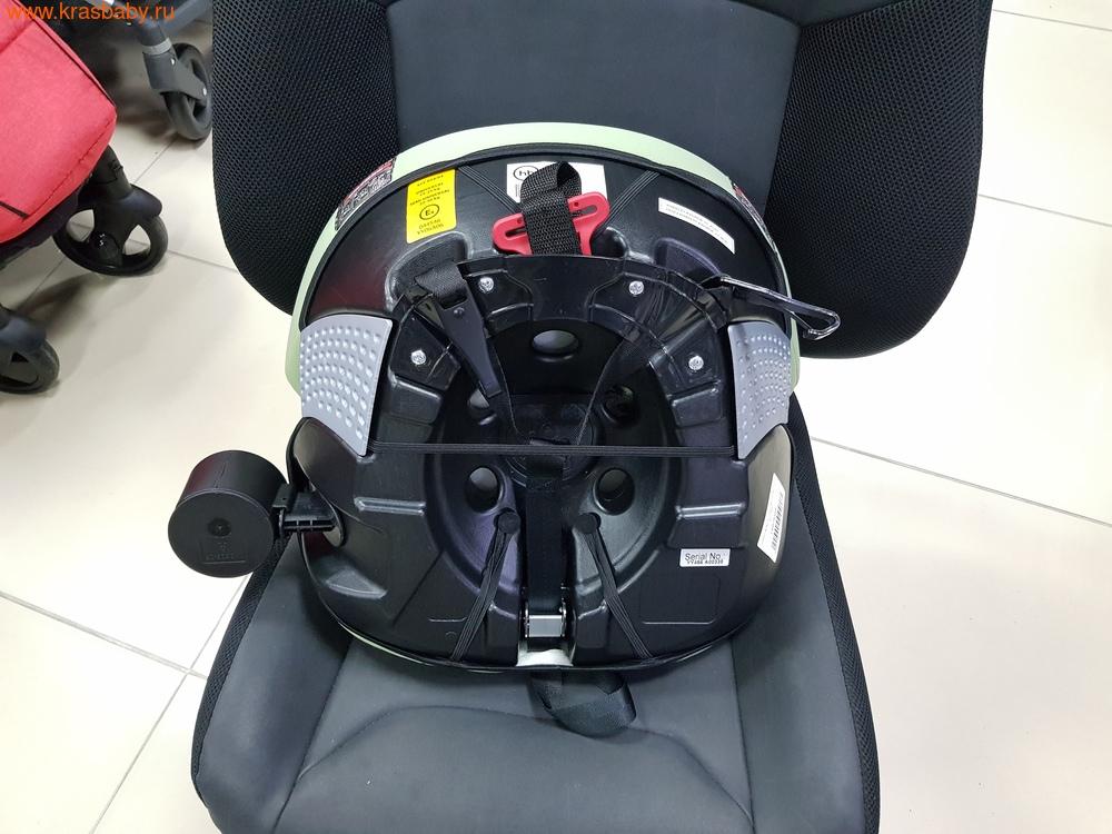 Автокресло-бустер HAPPY BABY RULEX (15-36 кг) (фото, вид 3)