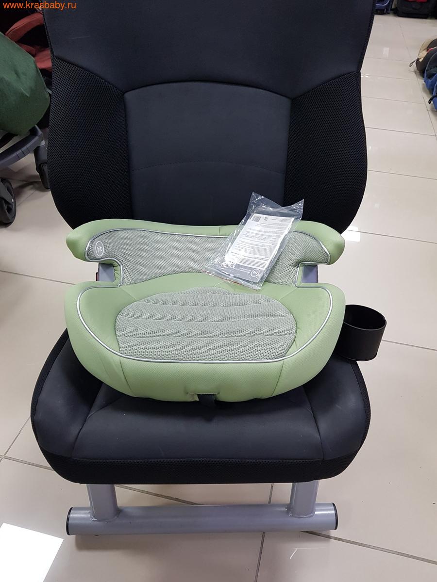 Автокресло-бустер HAPPY BABY RULEX (15-36 кг) (фото, вид 10)