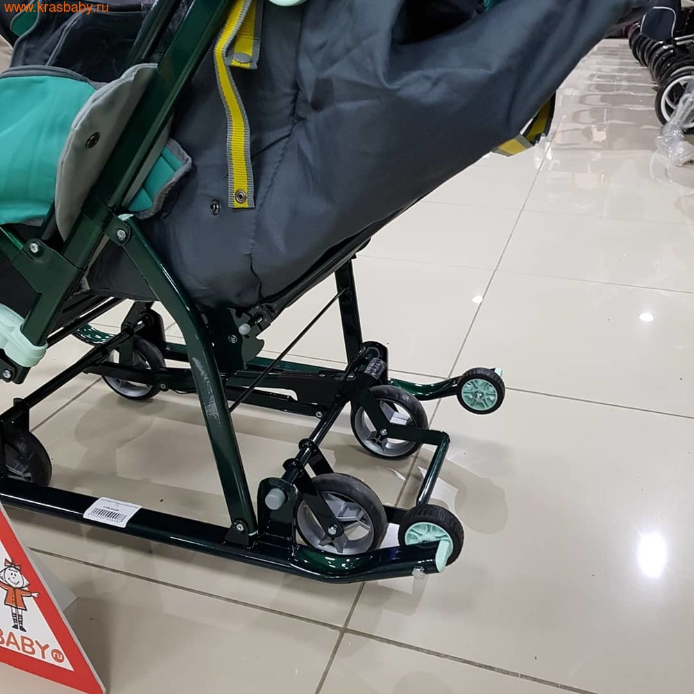 Nika Kids Cанки-коляска ДЕТЯМ 7-2 (фото, вид 6)