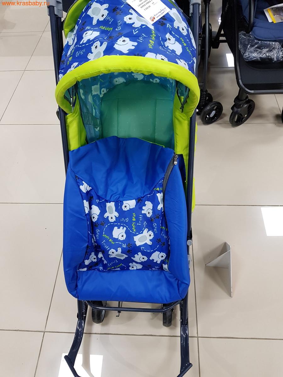 Nika Kids Санки -коляска УМКА 3 (фото, вид 1)