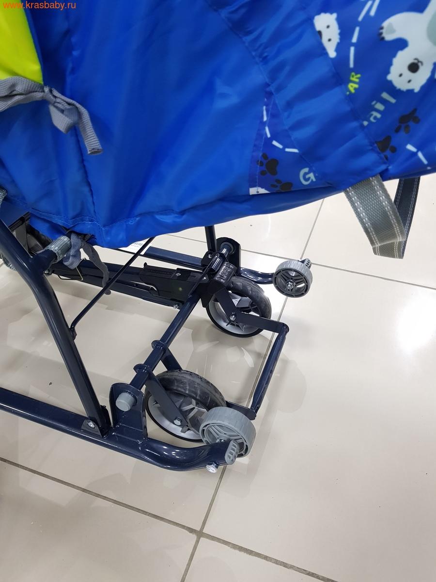 Nika Kids Санки -коляска УМКА 3 (фото, вид 4)