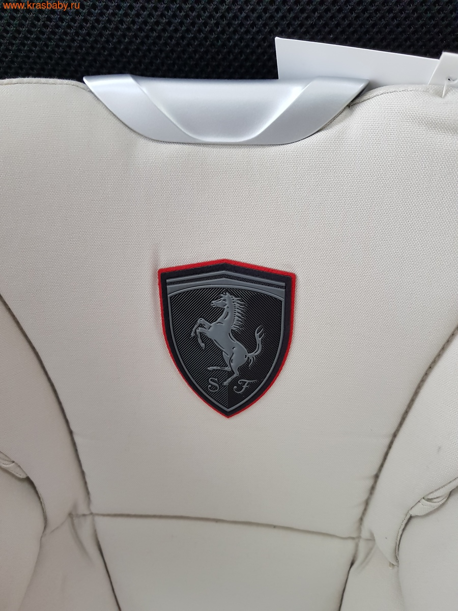 Автокресло CYBEX Solution Z-Fix Ferrari (15-36 кг) (фото, вид 5)