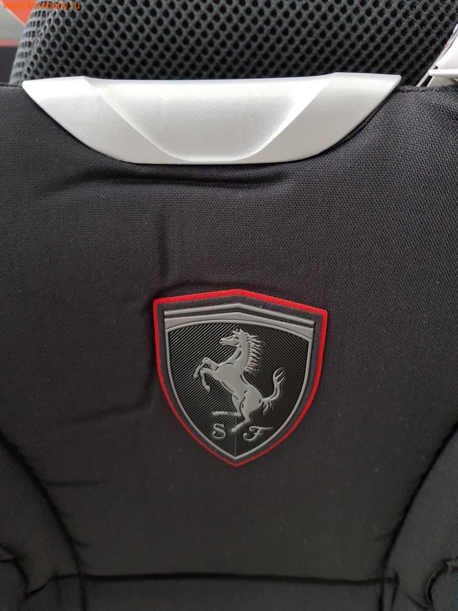 Автокресло CYBEX Solution Z-Fix Ferrari (15-36 кг) (фото, вид 13)
