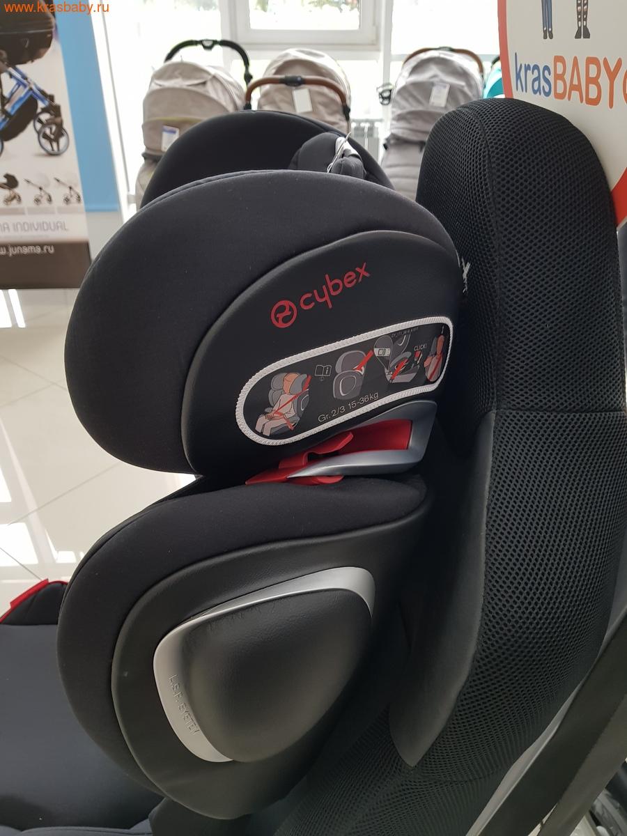 Автокресло CYBEX Solution Z-Fix Ferrari (15-36 кг) (фото, вид 15)