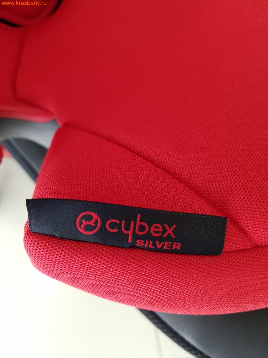 Автокресло CYBEX Solution M-Fix SL ( 15-36 кг) (фото, вид 2)
