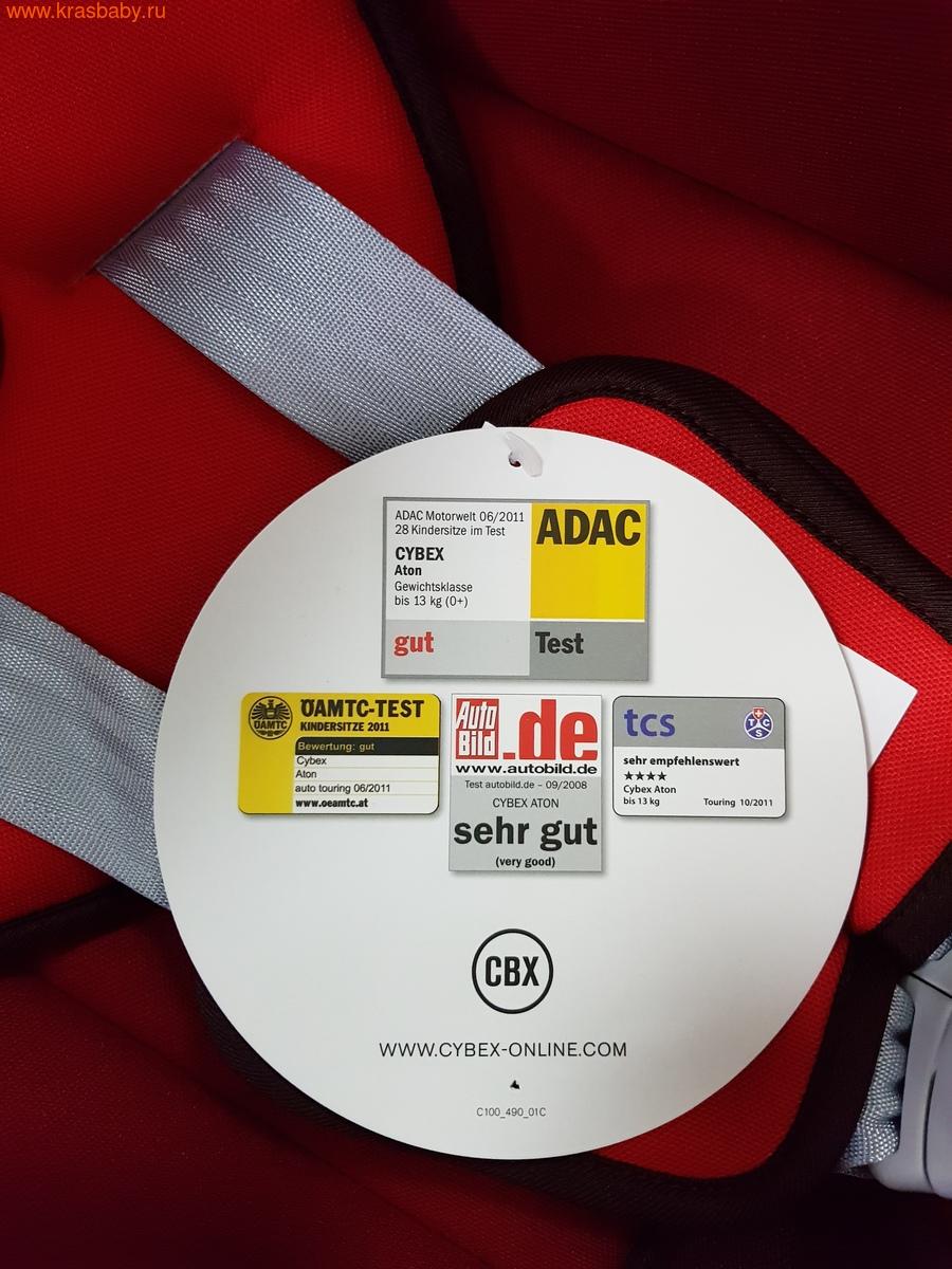 Автокресло CYBEX Aton Basic (0-13 кг) (фото, вид 1)