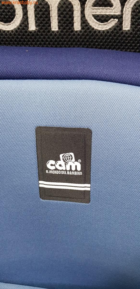 Автокресло CAM Quantico ISOFIX (15-36 кг) (фото, вид 2)