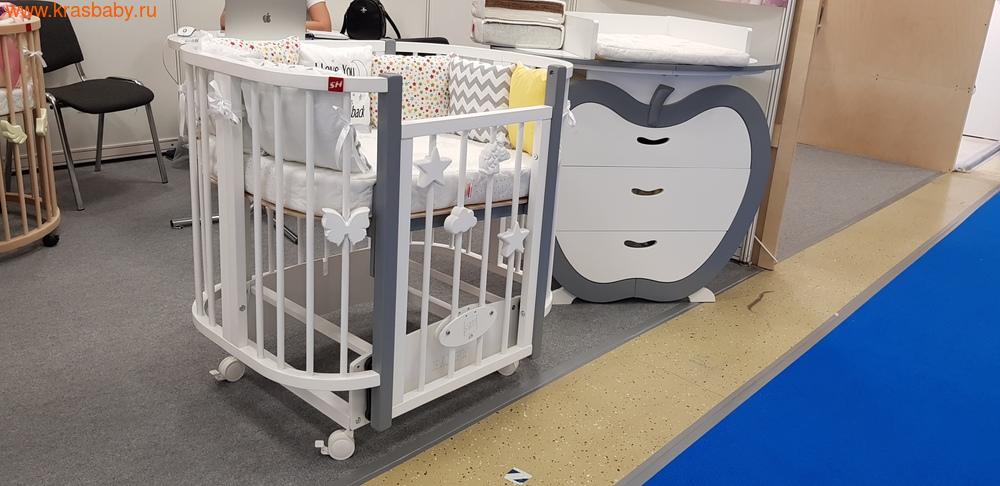 Кровать-трансформер SOOHOOKIDS PAPPY (фото, вид 6)