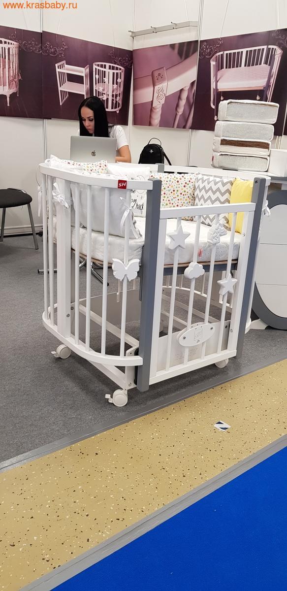 Кровать-трансформер SOOHOOKIDS PAPPY (фото, вид 7)