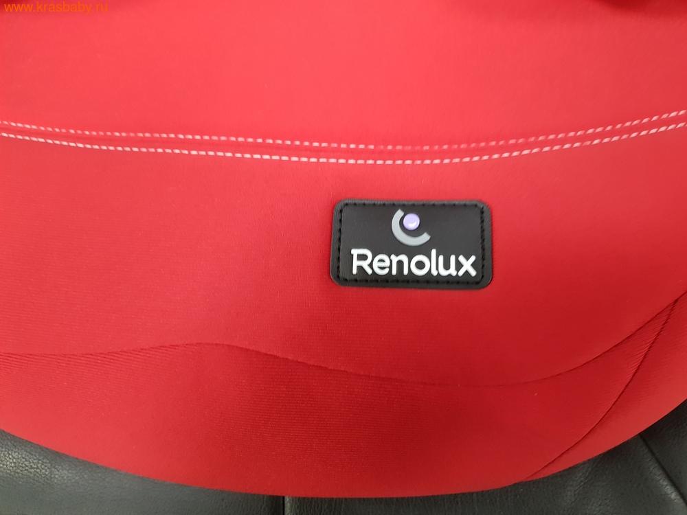 Автокресло-бустер RENOLUX JET (22-36кг) (фото, вид 2)