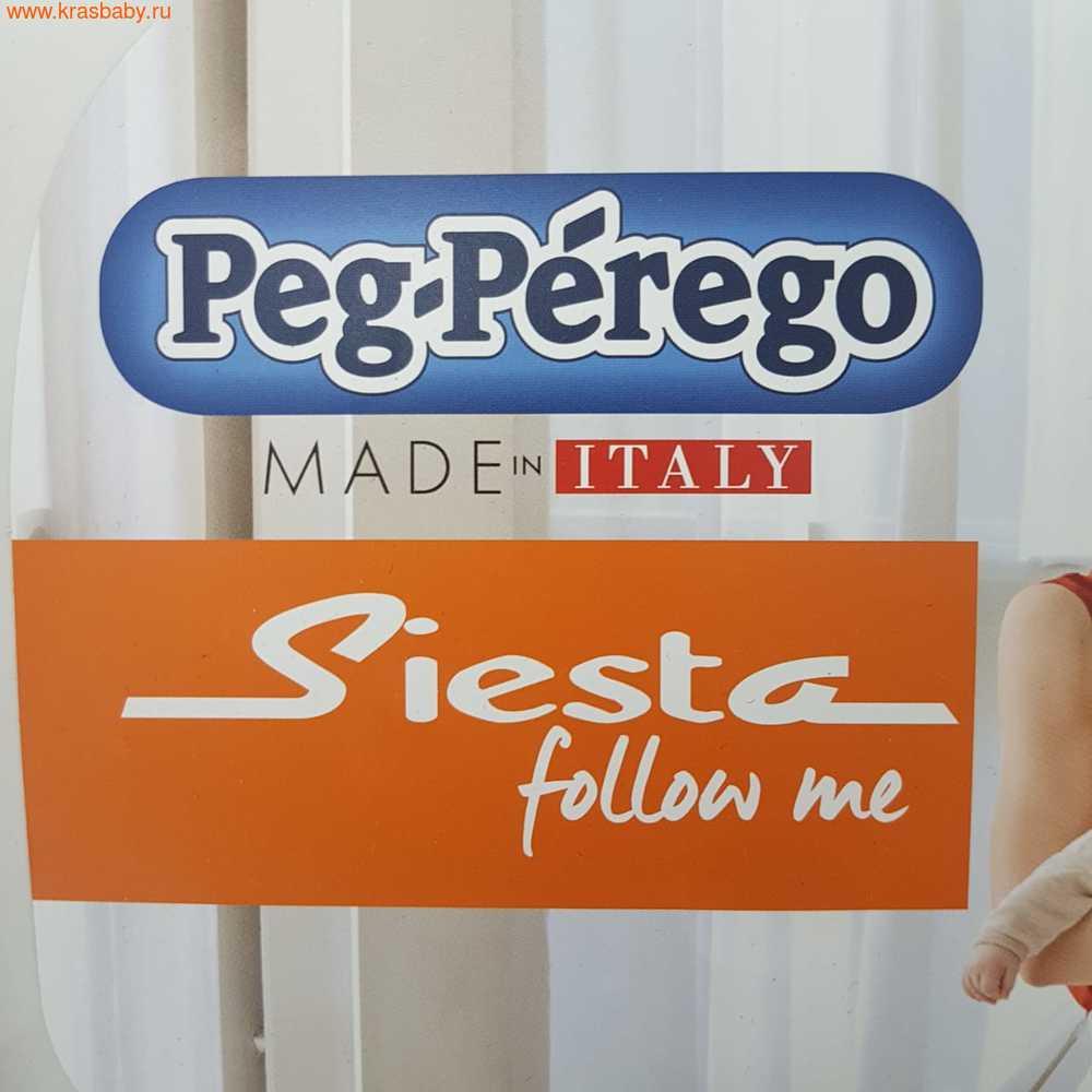Стульчик для кормления Peg Perego SIESTA Follow Me (фото, вид 5)