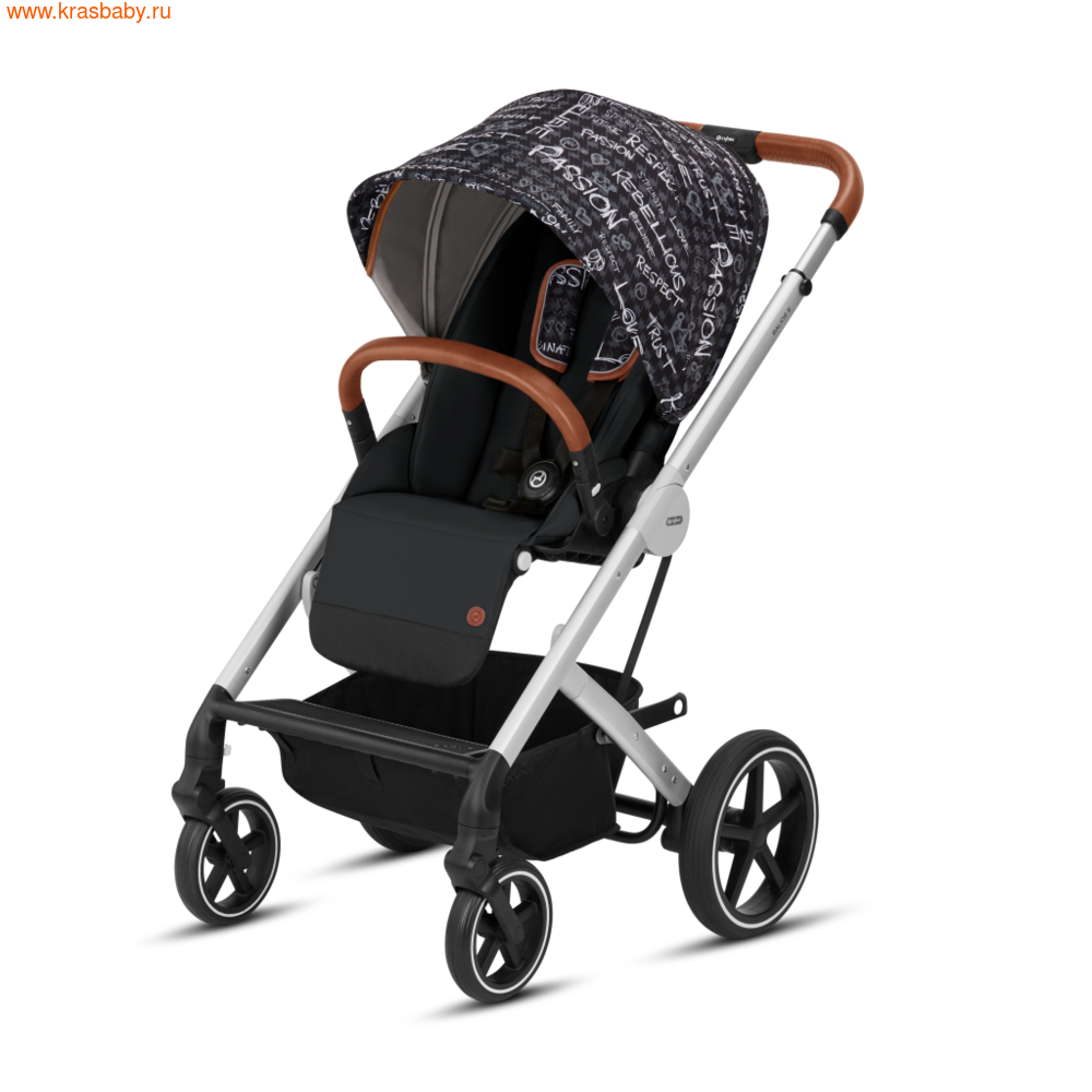 Коляска модульная CYBEX BALIOS S (FASHION COLLECTION) 2 в 1 (фото, цвет-Strength)