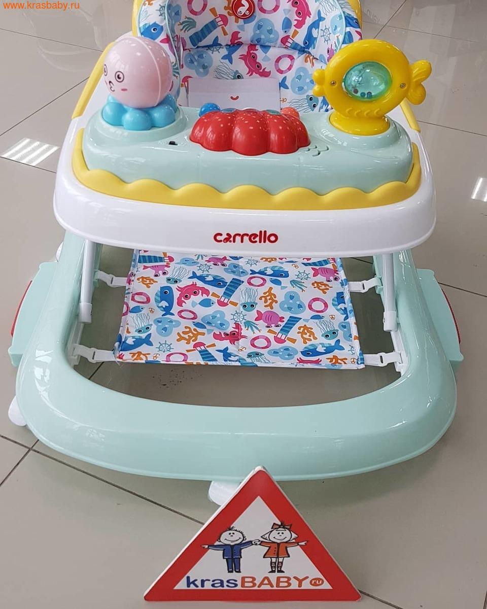 Ходунки детские CARRELLO OCEANO 3 в 1 (фото, вид 2)