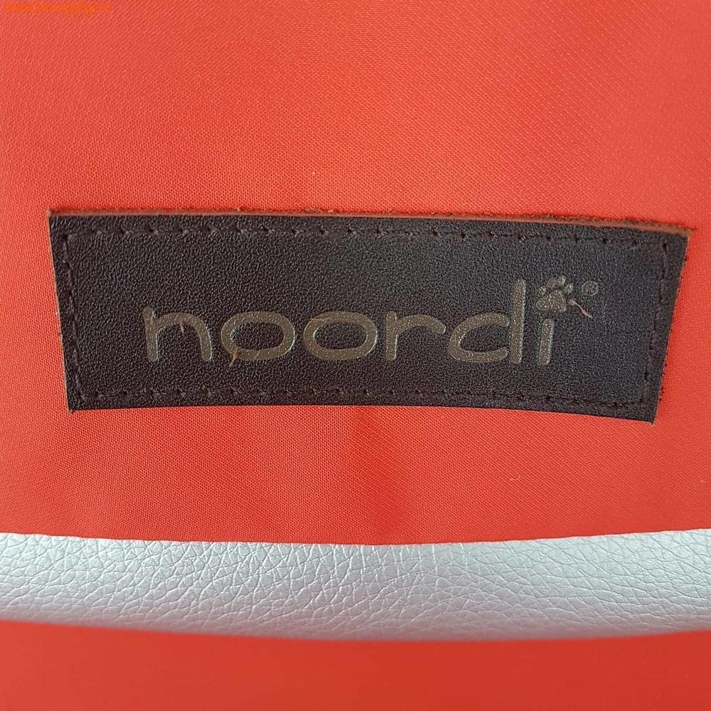Коляска модульная NOORDI Sole Sport NEW Orange Red (фото, вид 4)