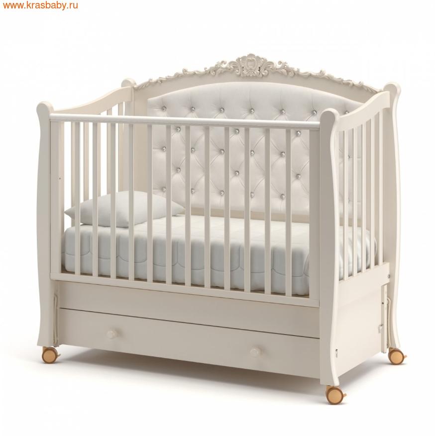 Кроватка GANDYLYAN Жанетт New (фото, вид 1)