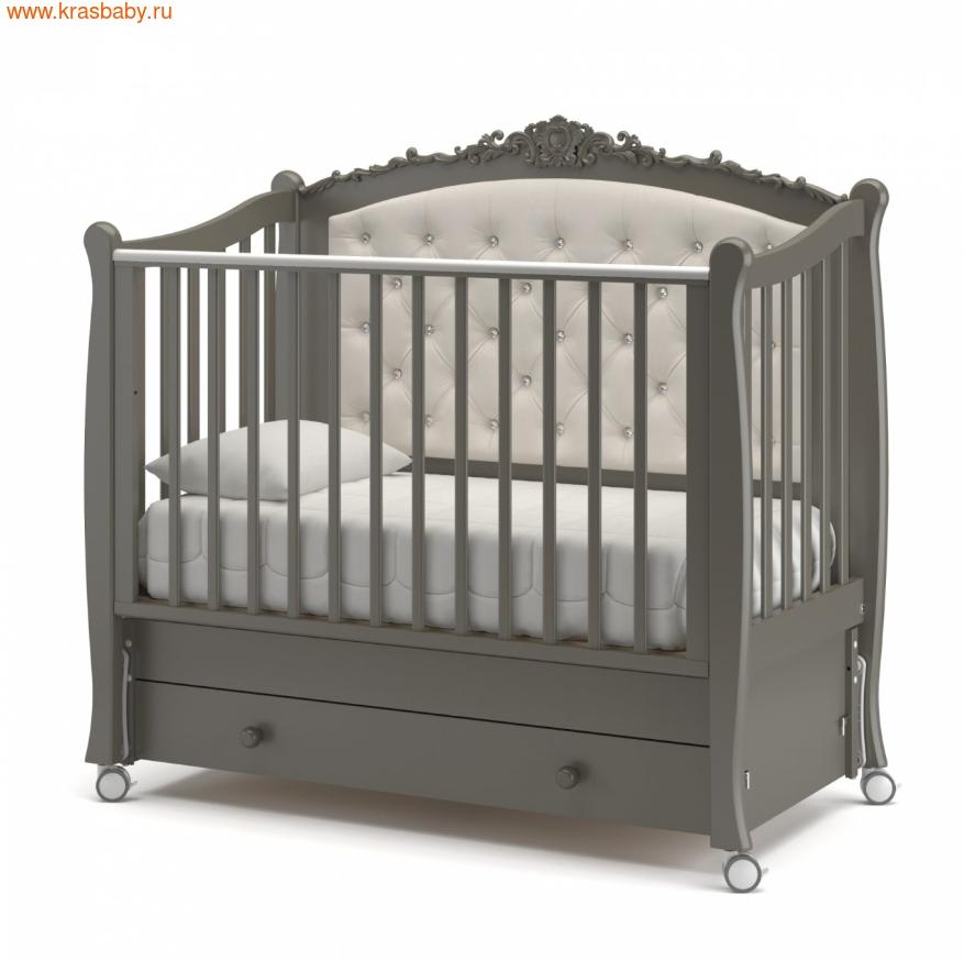 Кроватка GANDYLYAN Жанетт New (фото, вид 2)