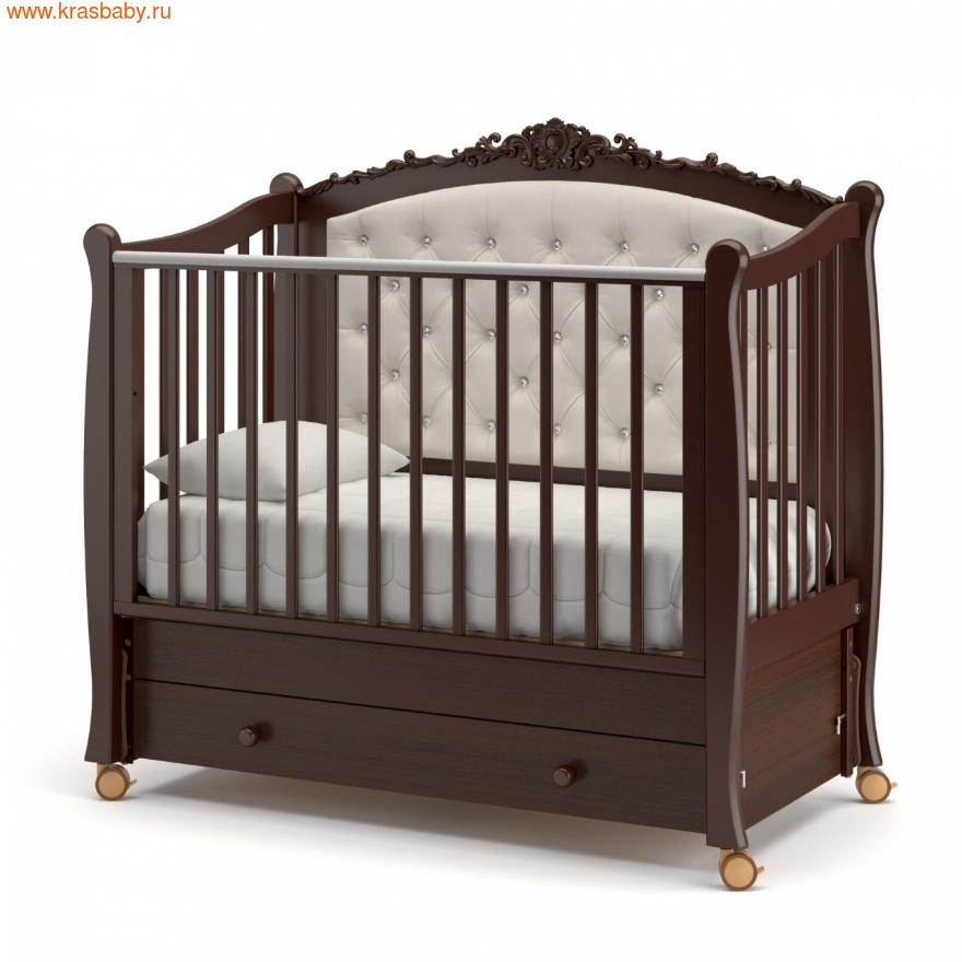 Кроватка GANDYLYAN Жанетт New (фото, вид 3)