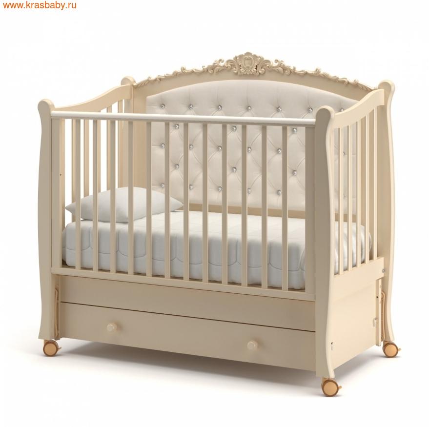 Кроватка GANDYLYAN Жанетт New (фото, вид 4)