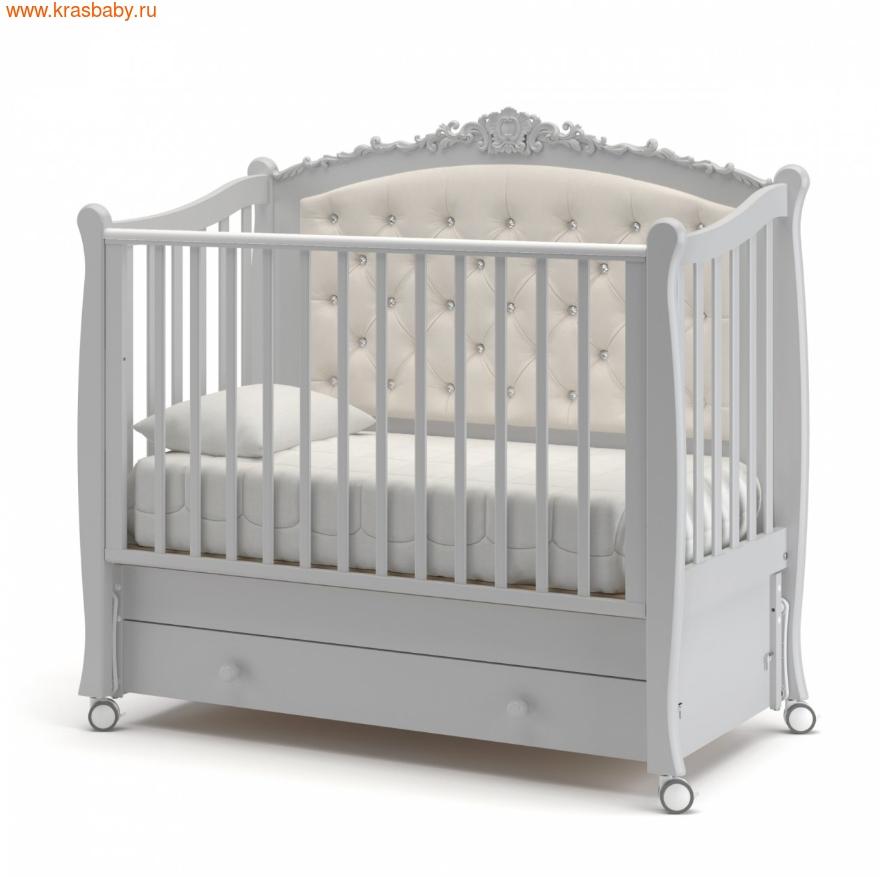 Кроватка GANDYLYAN Жанетт New (фото, вид 5)