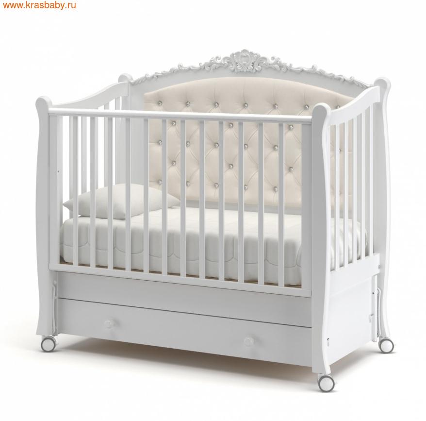 Кроватка GANDYLYAN Жанетт New (фото, вид 6)