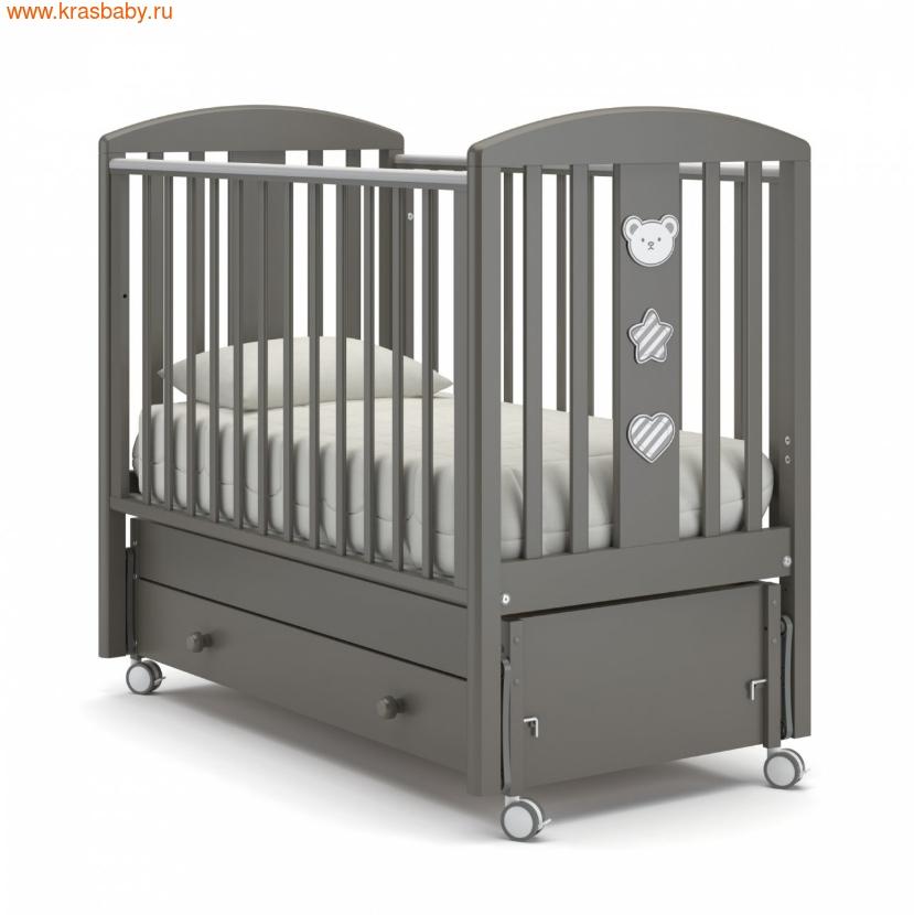 Кроватка GANDYLYAN Дени Люкс (фото, вид 2)