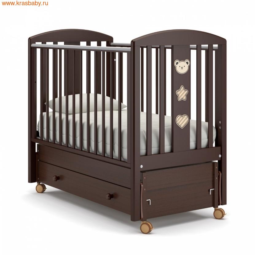 Кроватка GANDYLYAN Дени Люкс (фото, вид 3)