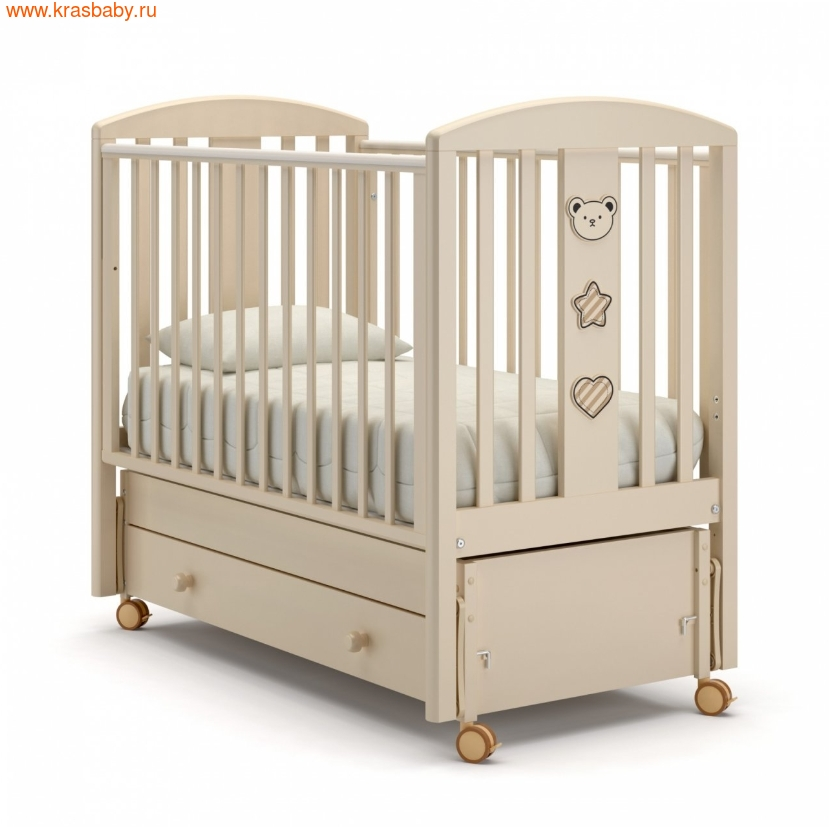 Кроватка GANDYLYAN Дени Люкс (фото, вид 4)