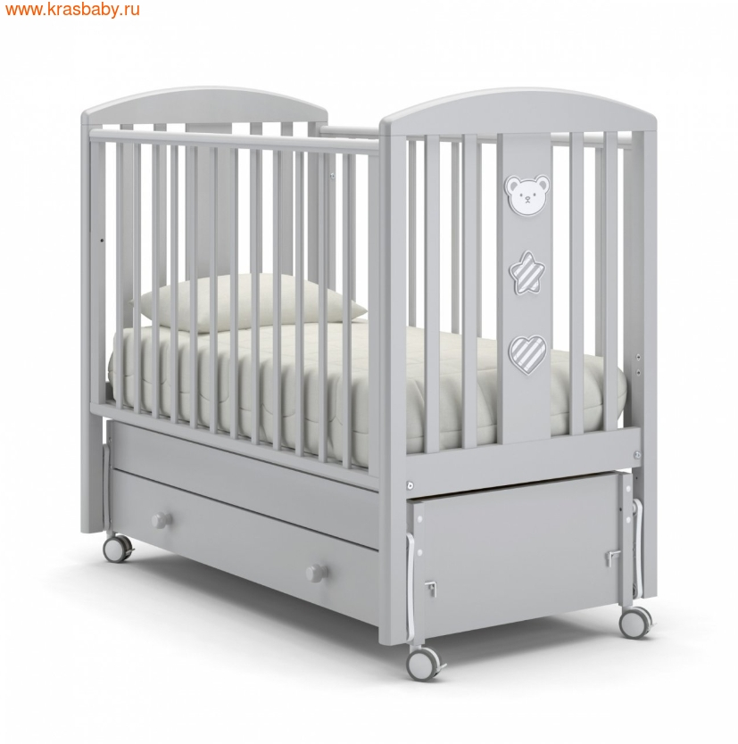 Кроватка GANDYLYAN Дени Люкс (фото, вид 5)