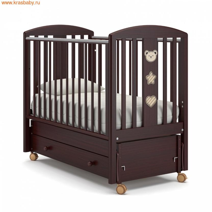 Кроватка GANDYLYAN Дени Люкс (фото, вид 7)