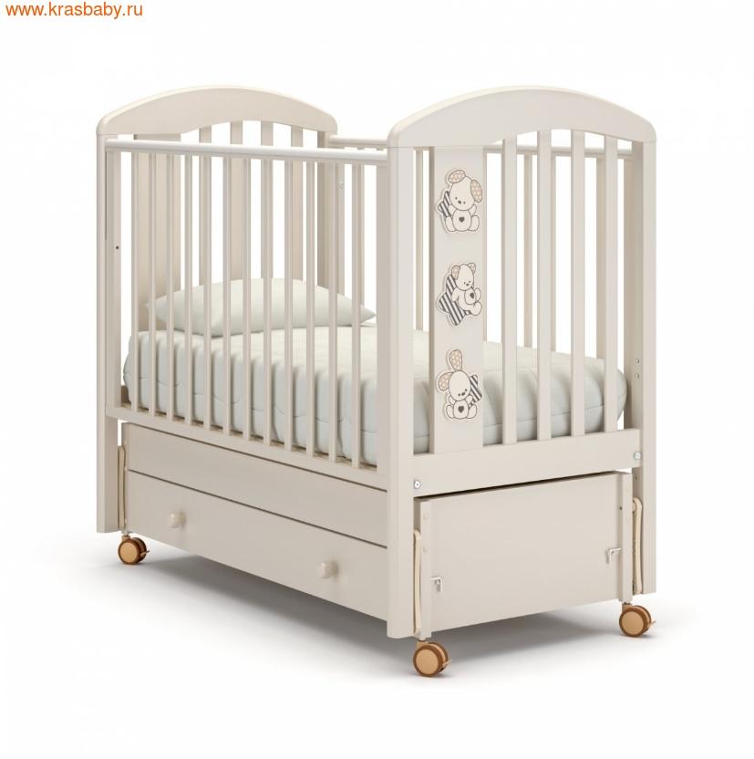 Кроватка GANDYLYAN Макс (фото, вид 1)