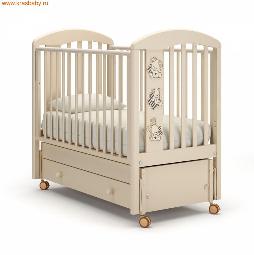 Кроватка GANDYLYAN Макс (фото, вид 4)