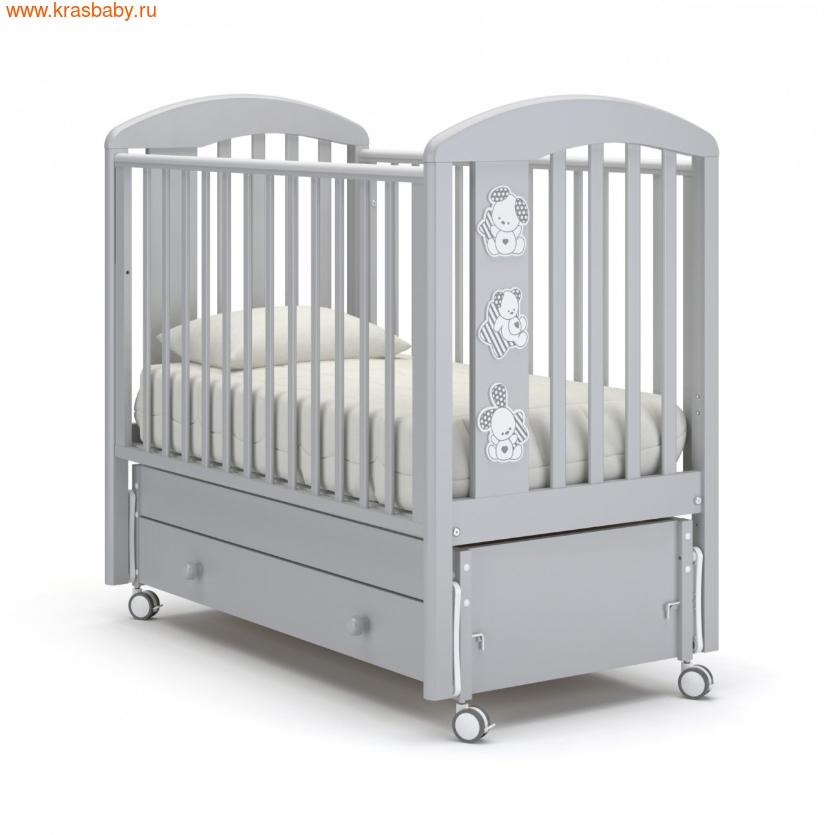Кроватка GANDYLYAN Макс (фото, вид 5)