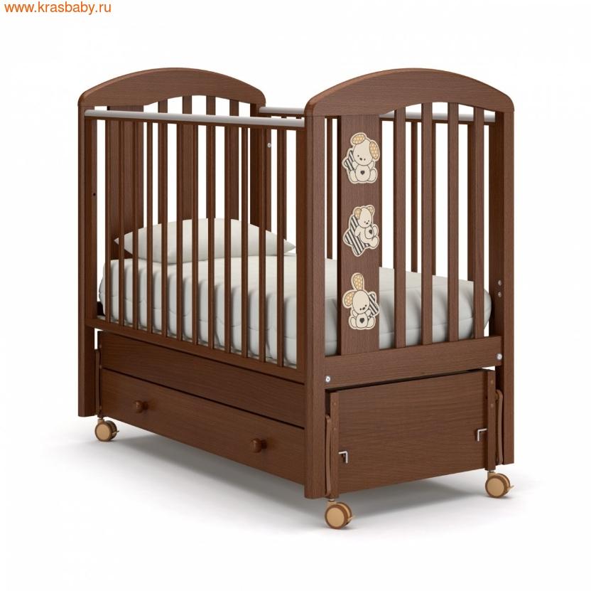 Кроватка GANDYLYAN Макс (фото, вид 6)